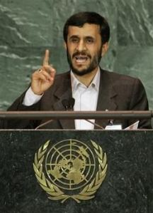 Ahamadinejad addresses 2010 NPT Review Conference