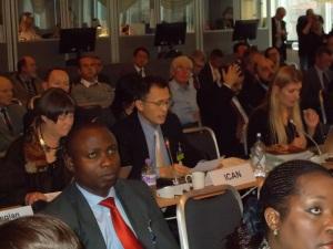 ICAN co-chair Akira Kawasaki addresses the Oslo conference