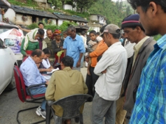 Assisting flood victims in Uttrakhand was challenging; medical and humanitarian relief for the victims of nuclear war would be impossible.