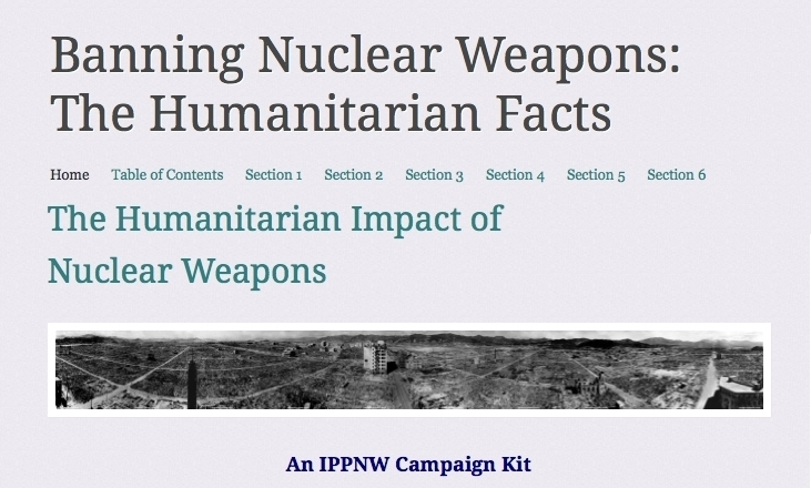 why nuclear weapons should be banned essay Debate: abolition of nuclear weapons from debatepedia jump to: navigation, search [] [] [] [] should nuclear weapons be abolished background and context.