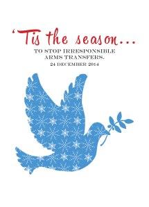 ATT entry into force - peace dove