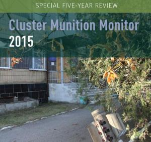 cluster munitions monitor