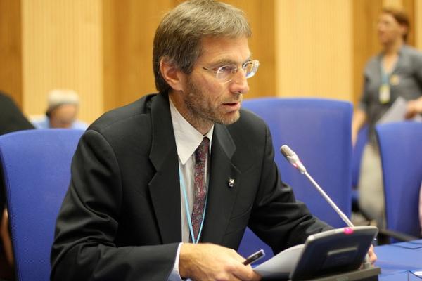 Tilman at UN
