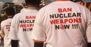 ican ban the bomb