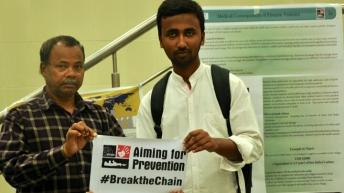 Break the chain 5