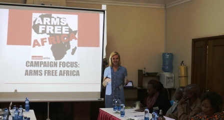 Arms Free Africa Allison