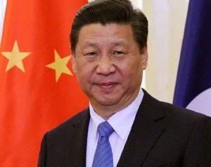 "Chinese president""Nuclear weapons … should be completely prohibited."""