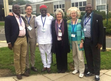 Nigeria radio project group, York